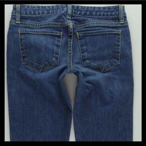 Paper Denim Cloth Blue Fusion Jeans Womens 27 #840